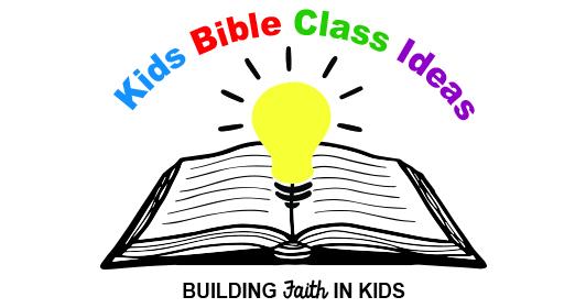 Kids Bible Class Ideas Header